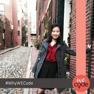 #whywecode